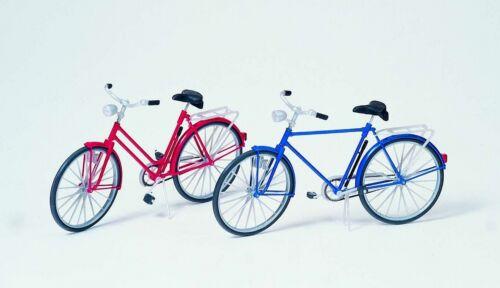 Preiser 45213 1:22,5; les vélos