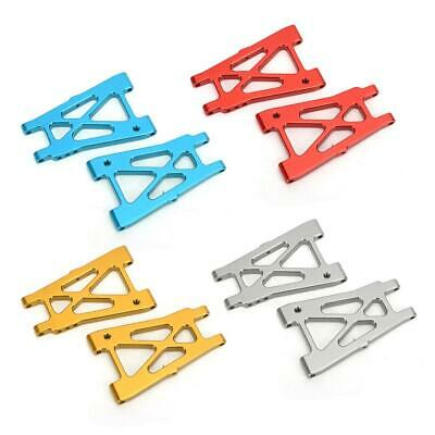 Angled HobbyStar Bent 1//10 RC Car Body Clips Green Anodized Finish 10pcs