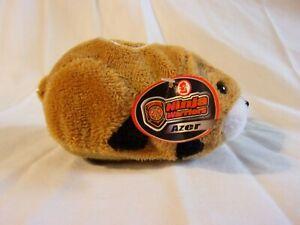 Kung-Zhu-Pets-Hamster-NINJA-WARRIOR-AZER-Tags-No-Package