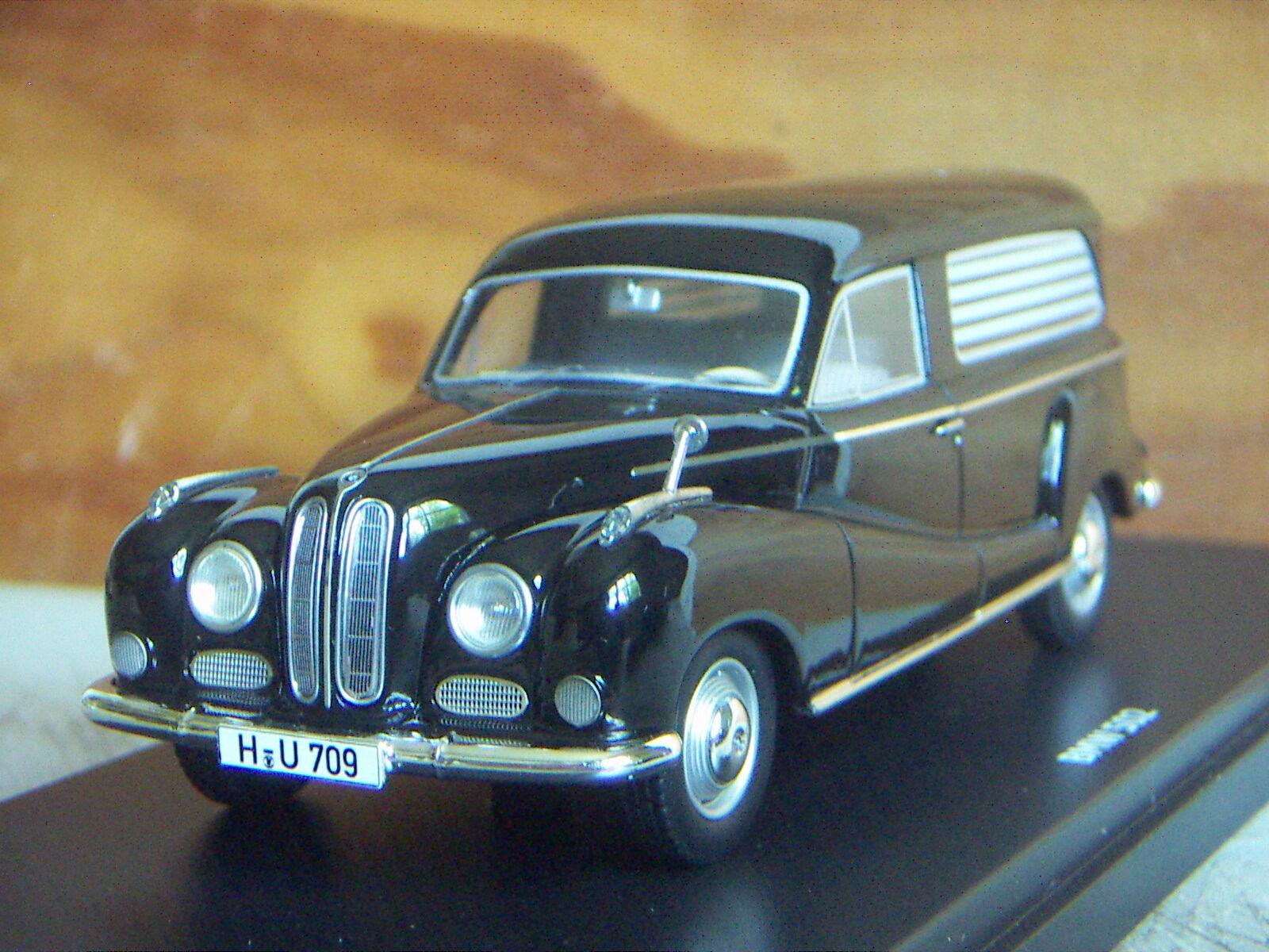 BMW 502 CORBILLARD - SCHUCO au 1 43ème
