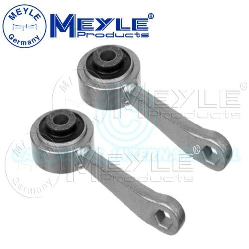 For Mercedes S Class W220 MEYLE Front Stabiliser roll bar DROP LINK RODS Pair