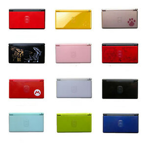 Hot-Popular-Color-Choose-Nintendo-DS-Lite-Handheld-System-Console-and-free-gift