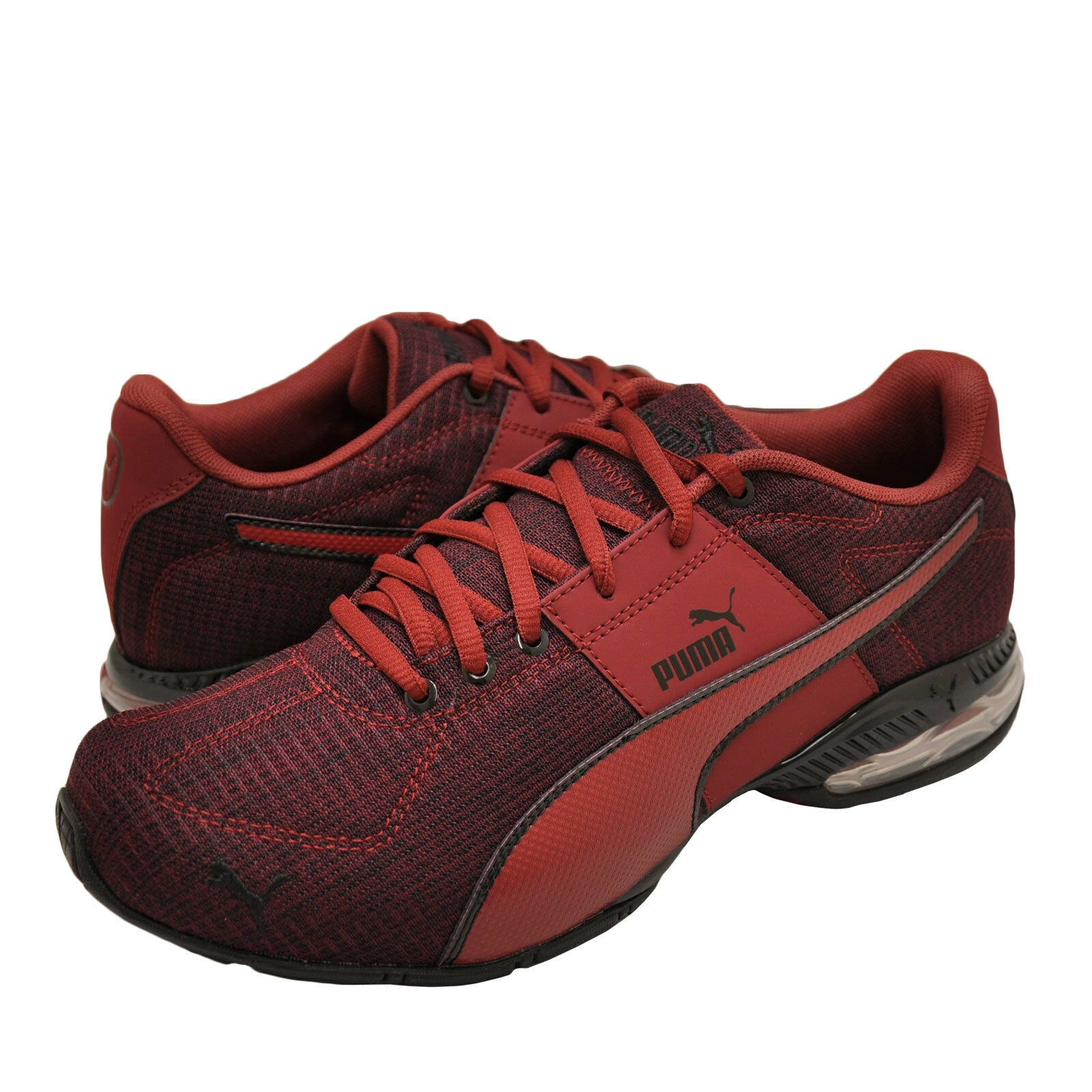 Men's shoes PUMA CELL SURIN 2 HEATHER Athletic Sneakers 191118-01 POMEGRANATE