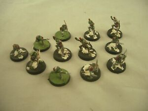 Games-Workshop-Lord-Of-The-Rings-Moria-Goblins-Lot-2-Plastic-Figures
