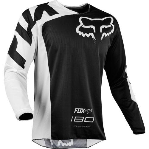 FOX Race 180 Riding Jersey T-shirts Men Motocross//MX//ATV//BMX//MTB Dirt Bike