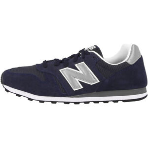 NEW BALANCE ML 373 NAY Scarpe blu marino argento ml373nay