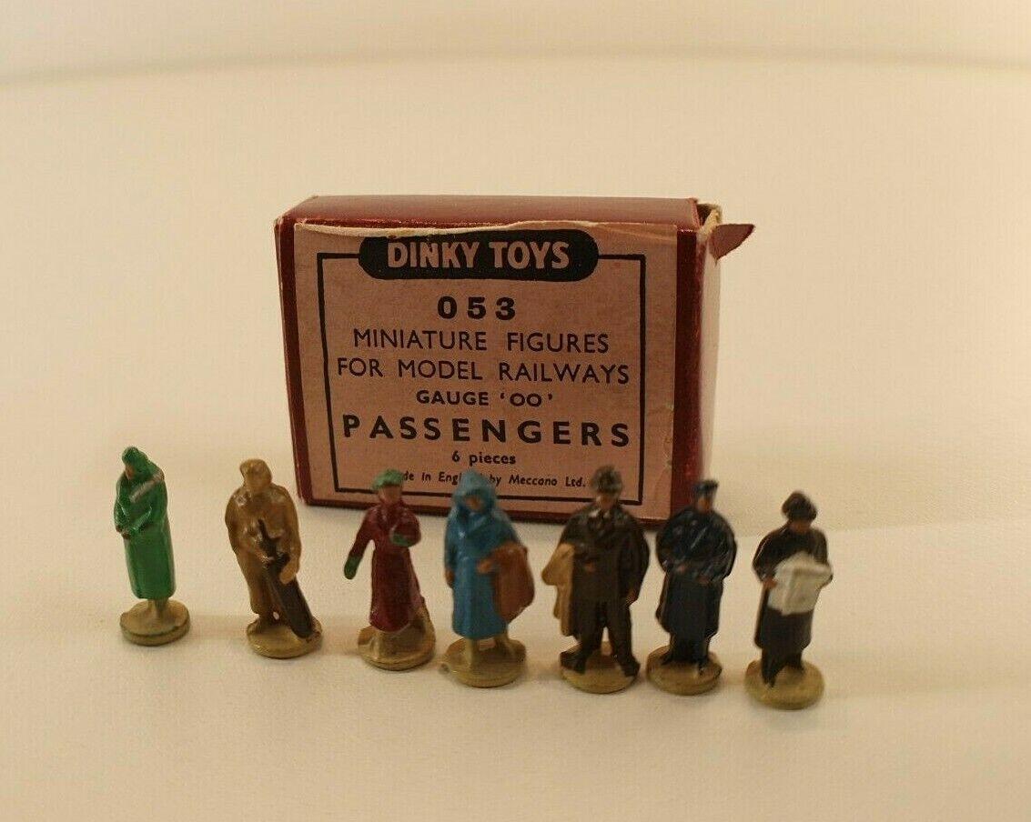 Marca nacional de de de juguetes Dink número 053 pasajeros tren digital bodega de Hornby c60