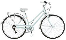 Schwinn 700C Women's Wayfarer 7 Speed Retro Bike Bicycle - Mint