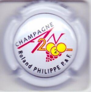 Capsule-de-champagne-Philippe-Roland-Pere-amp-Fils-AN-2000-BLANC-20ans-Deja-NEW