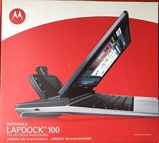 "Motorola Lapdock 100 for Motorola Smartphones - RAZR/RAZR MAXX and more  10.1"""