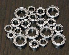 (19pcs) KYOSHO 1:10 LAZER ZX / LAZER ZX-R Metal Sealed Ball Bearing Set