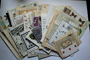 NEW-Collage-paper-pack-100-pc-collage-papers-for-artwork-cards-et