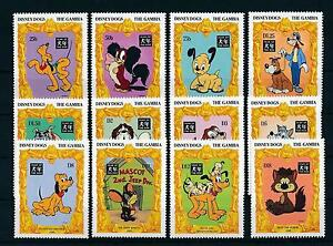 image is loading 22384 gambia 1994 disney dogs chinese new year - Chinese New Year 1994