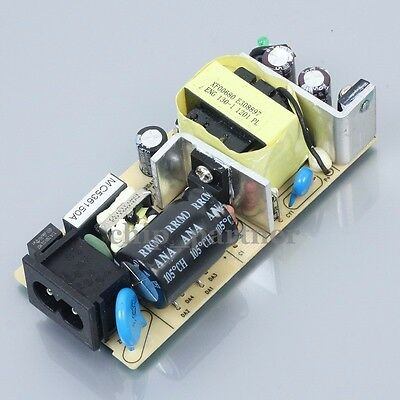 AC-DC 100-240V to 12V Switching Power Supply Step Down Module 0.5A 2.5A 3A 5A