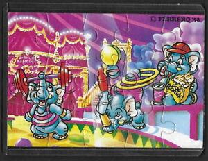 Jouet kinder puzzle 2D Zirkus Fantini 616605 Allemagne 1998 + étui +BPZ LqT6BwA1-08025401-907268901
