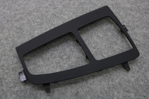 Org Audi Q5 FY Einsatz Mittelkonsole 80B864241A Blende Abdeckung Dekor schwarz