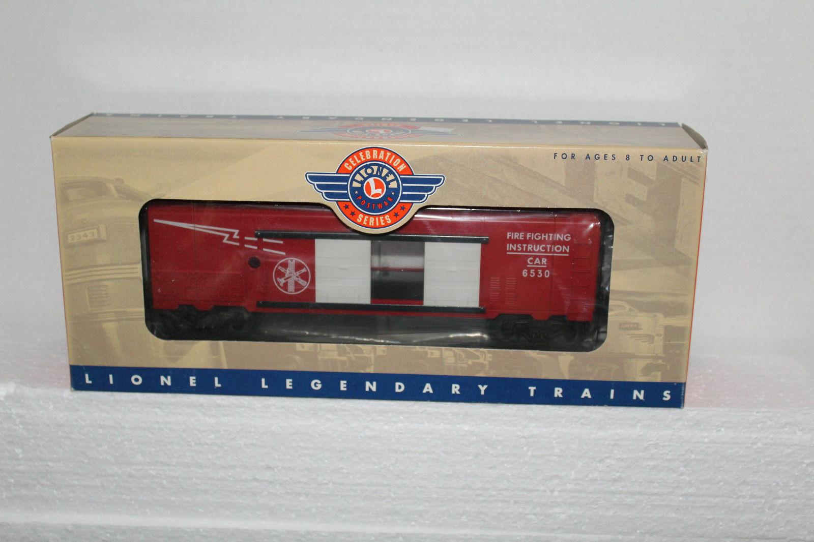 descuento de ventas Coche Lionel instrucción de lucha contra el fuego, fuego, fuego,   6-39210, 0 027, Nuevo En Caja-Perfecto Estado  comprar marca