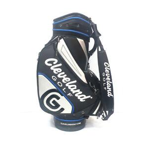 """Cleveland Golf 9.5"""" Staff Tour Cart Bag Display Bag"""