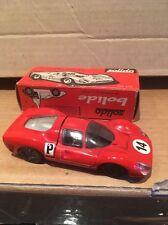 Vintage 70s Solido  Ferrari 330 P3 1:43 Made In France Rare