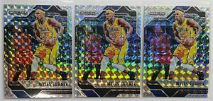 2016-17 Panini Prizm Mosaic Basketball #70 Myles Turner Indiana Pacers LOT (x3)