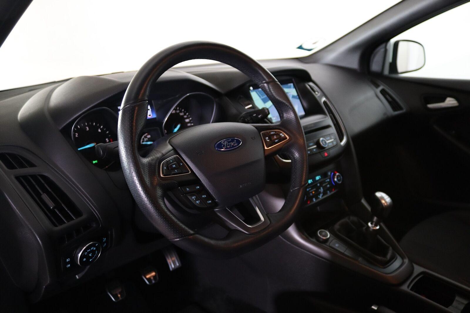 Ford Focus 1,5 TDCi 120 ST-Line stc. - billede 6