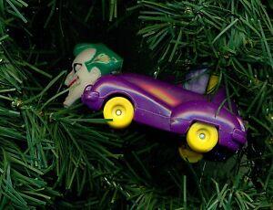 Joker Christmas Ornament.Details About Batman Joker Rolling Car Dc Comic Custom Christmas Tree Ornament Toy Mcdonalds