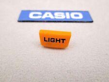 Genuine Casio Pro Trek Pathfinder PAG-40 PRG-40 plastic light push button orange