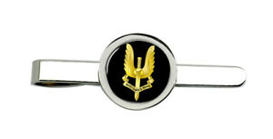 SAS-Special-Air-Service-Regiment-Armee-Britannique-Cravate-Pince