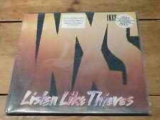 INXS - LISTEN LIKE THIEVES + THE SWING!!!!!!!!!!!!  ORIGINAL LP !!