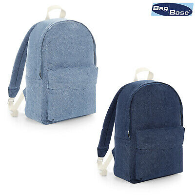 Bagbase Denim Backpack Bg641