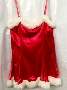 Xmas-In-July-Short-Sexy-Mrs-Claus-Outfit-Size-Small