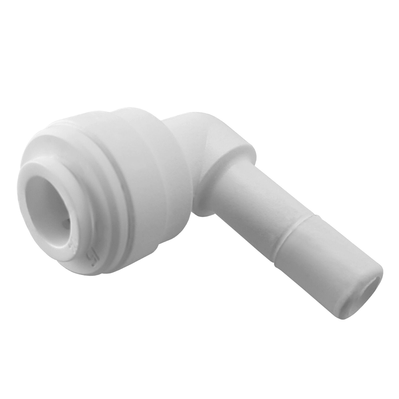 Express Water Stem Elbow 1 4  Fitting Connection Parts Water Filters   RO System
