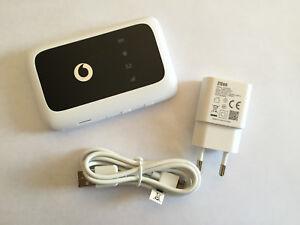 Vodafone-R216-Z-Mobile-Hotspot-LTE-mit-bis-zu-150-Mbit-s-ZTE-MF910-2-x-TS-9-Ant