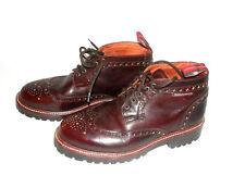 MARLBORO CLASSICS BROGUED BOOTS MEN'S DRESS SHOES SZ 6.5
