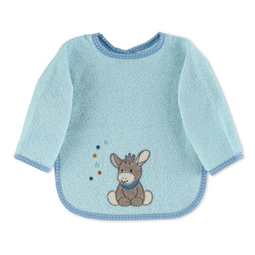Sterntaler Baby babero con mangas ärmellätzchen burro Hoess 7072070