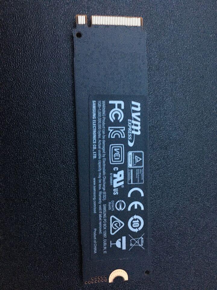 Samsung, 500 GB, Perfekt