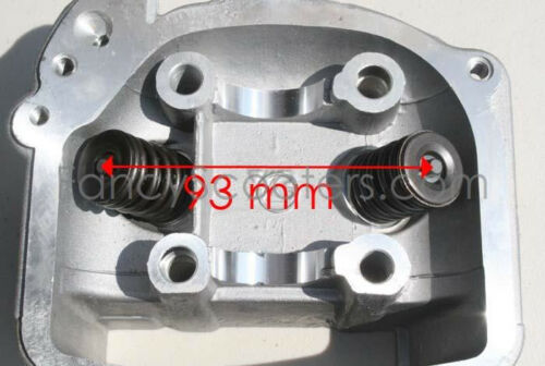 Cylinder Head Assy with EGR 150cc GY6 Engine Gaskets JCL Roketa Moped Scooter