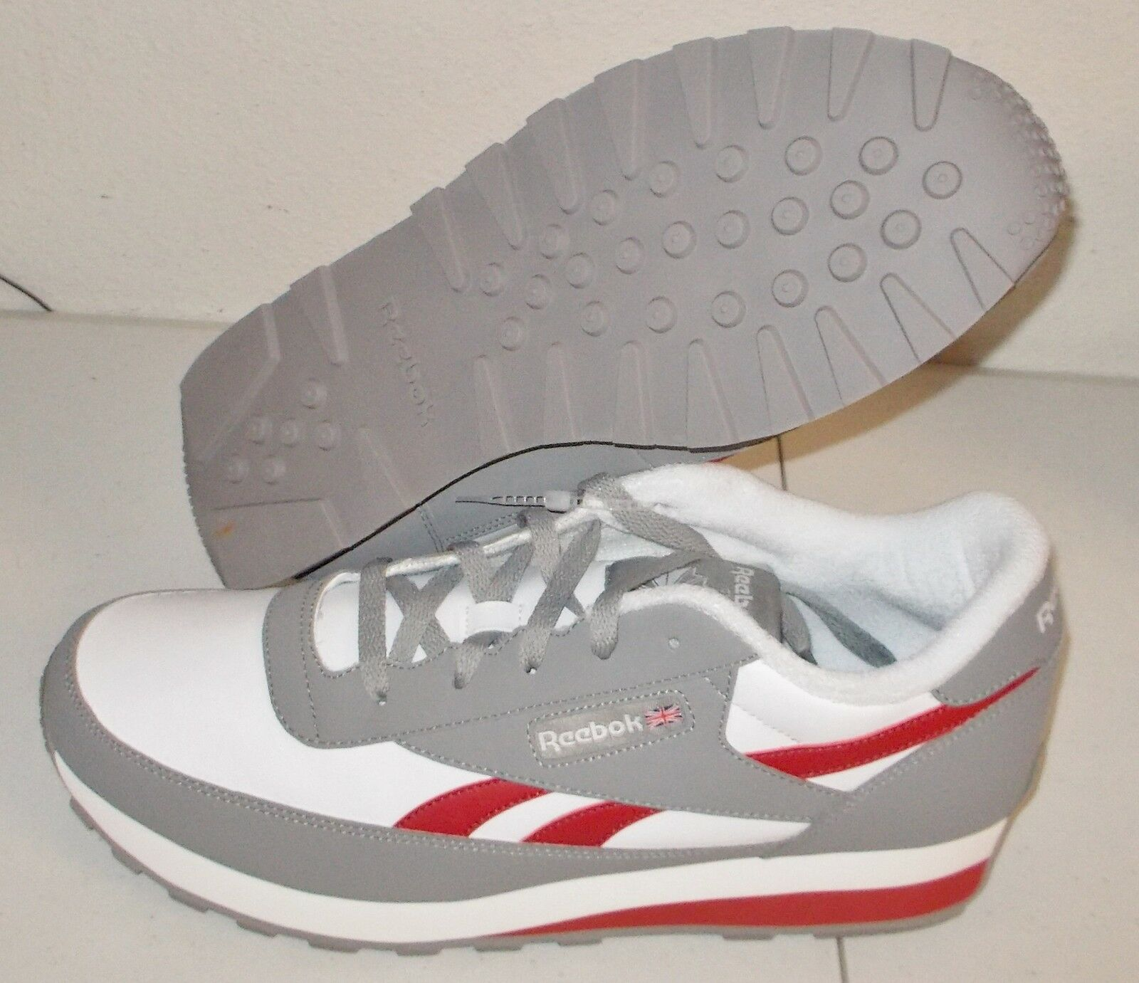 NEW REEBOK RENAISSANCE WT Casual Old School MENS Memory Tech NR