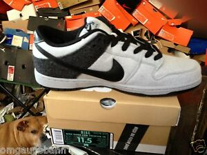 Sb Bnib Box Nike Dunk Maat 15 Low Premium Grijsblk No 29DEHI