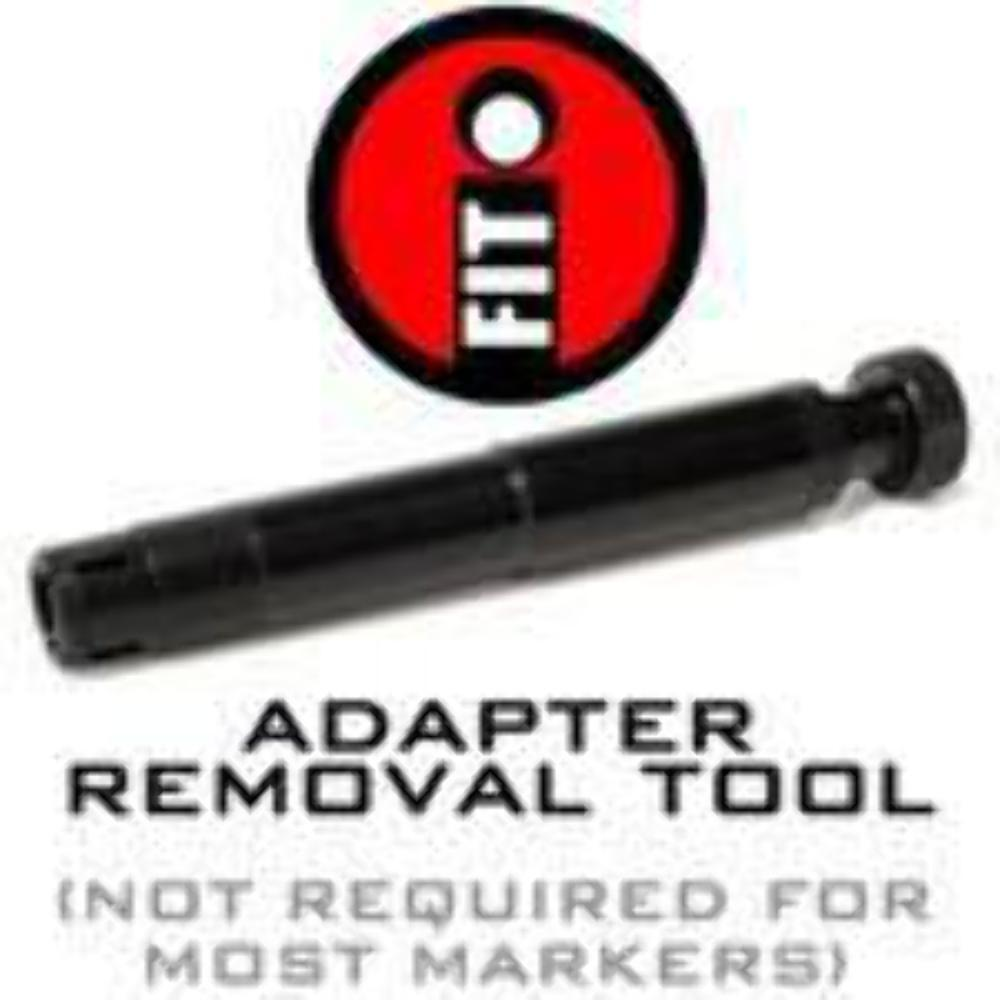 TECHT iFit Paintball Barrel Adapter Removal Tool [EL8]