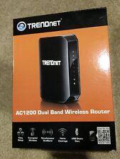 TRENDnet TEW-811DRU ac1200 wireless router