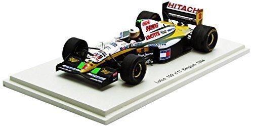 Lotus 109 E. Bernard 1994  11 22th European GP 1 43 MODEL s1679 SPARK MODEL