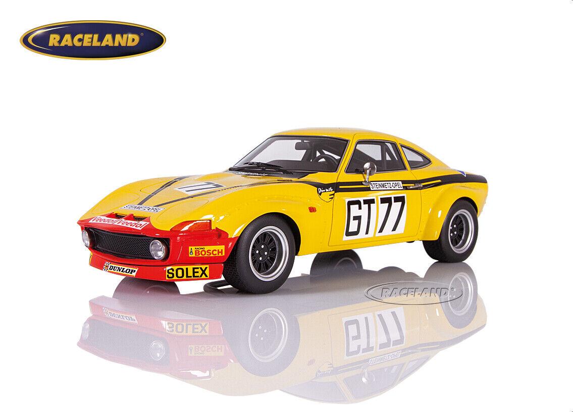 venta al por mayor barato Opel GT 1900 cantero cantero cantero 1000 km nurburgring 1972 GT 2.0 Ragnotti, Tecnomodel 1 18  tienda de ventas outlet