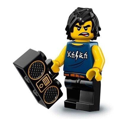 Cole MinifigurenSerie Ninjago Movie Sammelfigur 8 coltlnm-8 Lego 71019-8