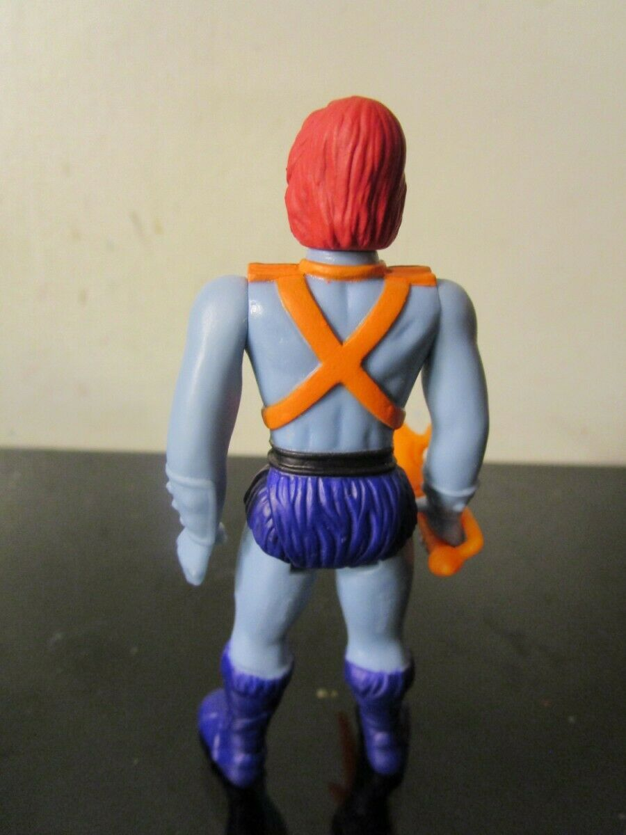 Masters of the Universe Faker  ReAction ReAction ReAction Figure Loose e8f48a