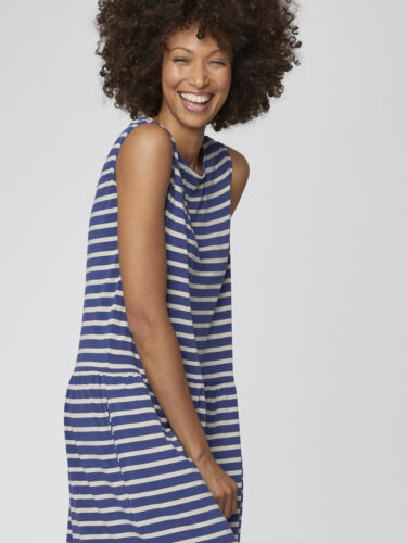 Thought Aisley Dress Bamboo Organic Cotton Jersey Dress Ethical RRP £49.90 SS19