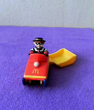 Mc Donald's Figuren Wintersport 1995  Hamburgerklau