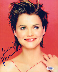 KERI-RUSSELL-SIGNED-AUTOGRAPHED-8x10-PHOTO-FELICITY-VERY-YOUNG-PSA-DNA