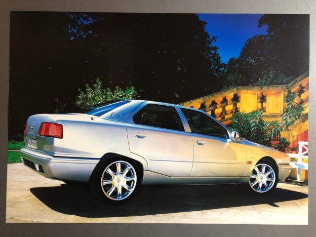 1997 Maserati Quattroporte Sedan Print, Picture, Poster ...