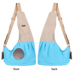 Pet-Dog-Cat-Puppy-Carrier-Mesh-Comfort-Travel-Tote-Shoulder-Bag-Sling-Pouch-HOT